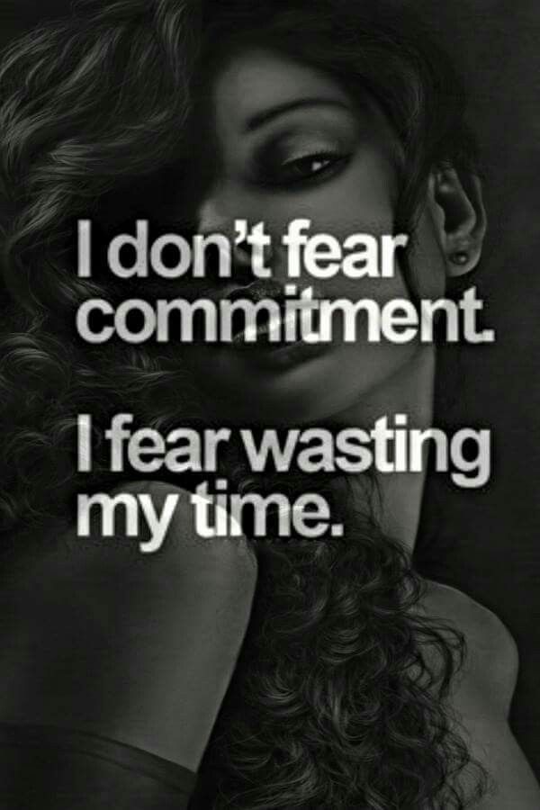 Dating A Girl Scared Of Commitment