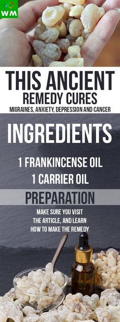 Burning of frankincense oil has been a part of cultural and religious ceremonies around the world for hundreds of years.