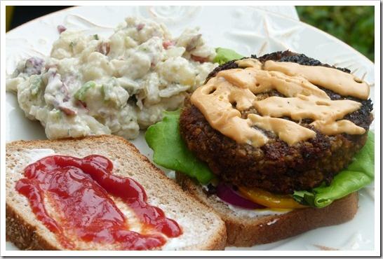 ... burgers and homemade bbq sauce veggie pot pie veggie pot pie veggie