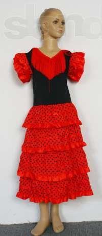 Карнавальное платье испанки