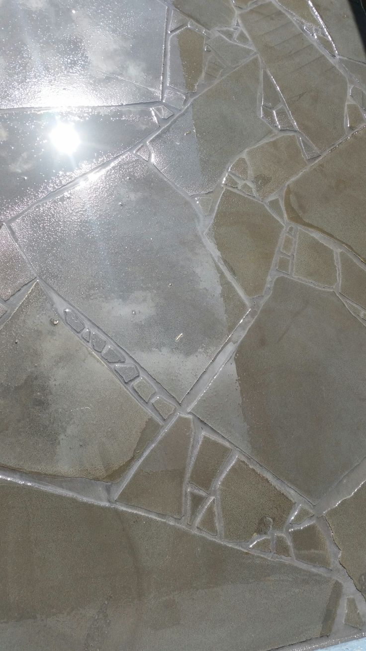 71 Best Images About Crazy Paving On Pinterest Driveway