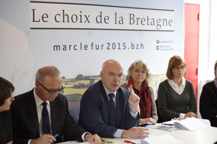 Le bureau exécutif de l'UDI a retiré son investiture à Marc Le Fur, la tête de liste LR. Lundi soir, près d'Angers, Nicolas Sarkozy et Jean-Christophe Lagarde participaient à un meeting commun pour célébrer leur alliance pour les régionales. Les présidents...