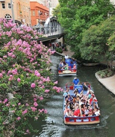 #KBHome Tours of the San Antonio River Walk aboard a river cruiser are common, but did you know you can take a sunset taxi ride from downtown, along the Museum Reach, to the Pearl Brewery? It's true. Check out our top 5 things to do on the River Walk.