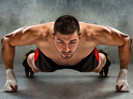 Get in Fighting Shape With This MMA-Style Workout