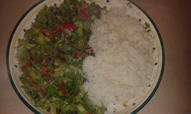 Proper portions  ;-)