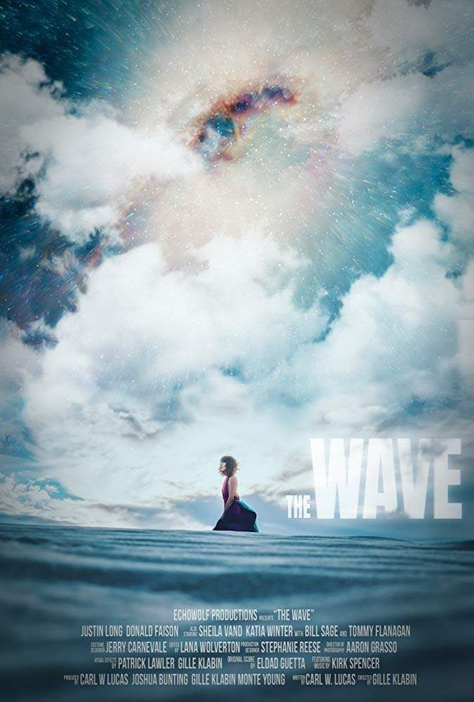 The Wave 2019 Thriller Sci Fi Movie Directed By Gille Klabin