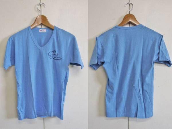 N495ビンテージ【ヴァージン諸島】スーベニアTシャツ/70s綿100%_画像2