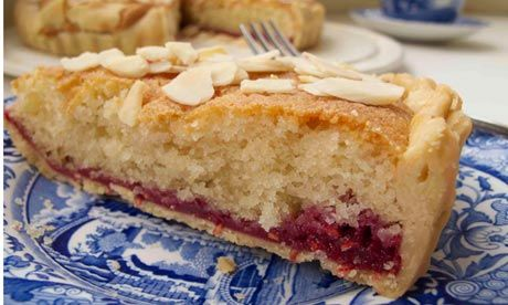 Felicity Cloake's perfect bakewell tart. Photograph: Felicity Cloake for the Guardian