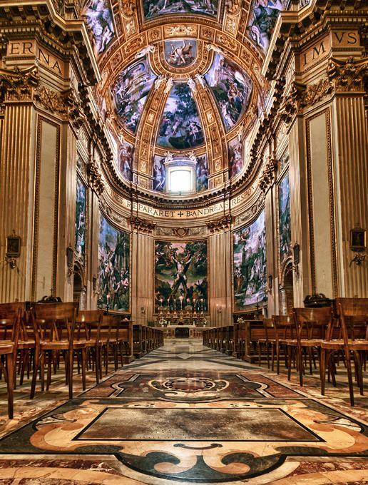 Church In Rome Niki Barbati Castles And Churches