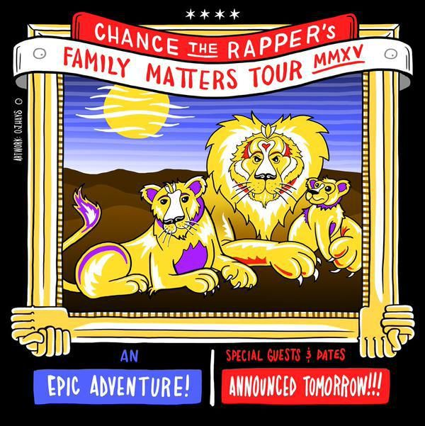 MUSIC VIDEO: Chance The Rapper Family Matters [NEW VIDEO]