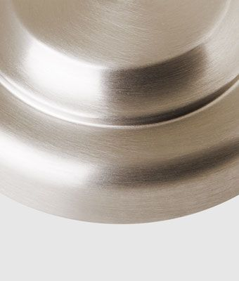 Brushed Nickel, Organic