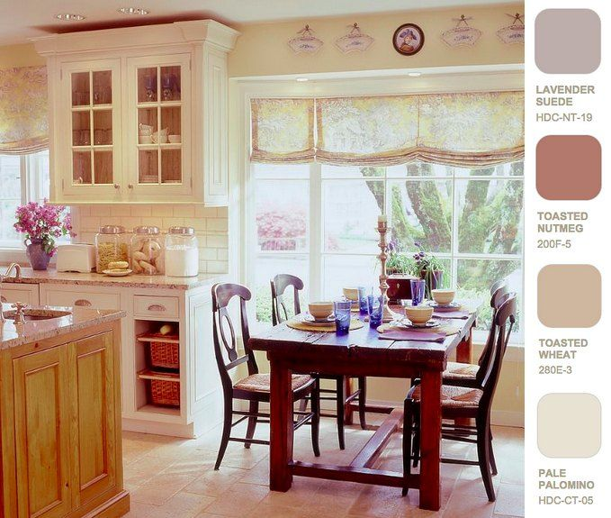 Kitchen Color Schemes: 1000+ Images About Paint Colors On Pinterest