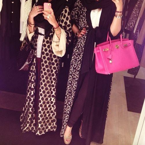 abayas and fashion!