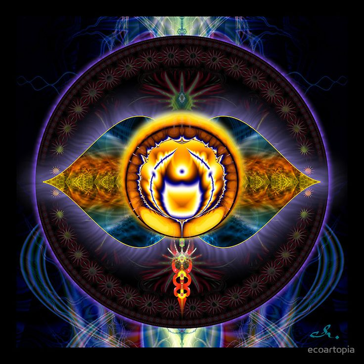 Third Eye Affirmation: I create my own reality. All experiences that I come into contact with are a reflection of my own projected thoughts and emotions. I develop my inner senses. I am open to new ideas and spiritual concepts. My intellectual mind recognizes my intuitive perception.