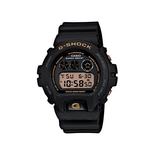Casio - G-Shock - Limited Edition 30th Anniversary - Black IP - DW6930C-1. G-Shock Collection. Quartz Movement. 200 Meters / 656 Feet / 20 ATM Water Resistant. EL Backlight with Afterglow. Multi-function Alarm.