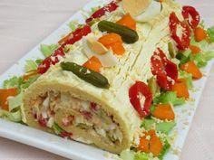 Brazo gitano salado Ana Sevilla
