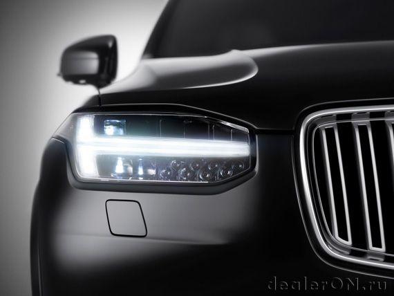 Кроссовер Вольво ХС90 2015 / Volvo XC90 2015