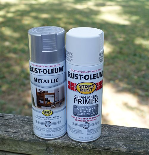 Les 25 meilleures id es concernant rustoleum metallic sur - Peinture rust oleum ...