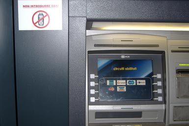 How to Get Euros in Italy - Using Your ATM Card in Italy