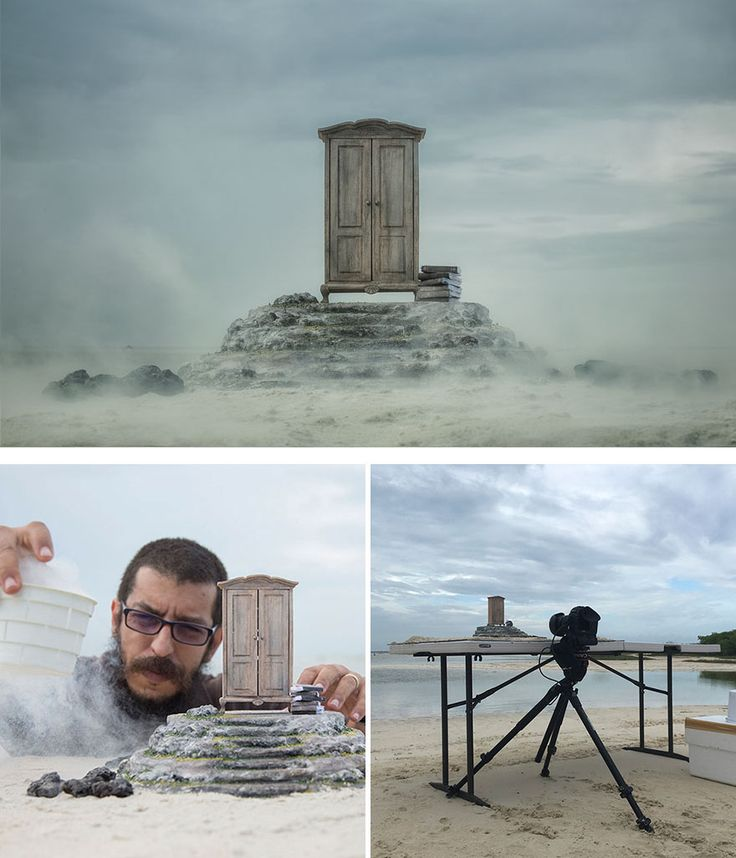Surreal Miniature Photography