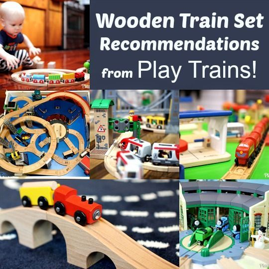 Wooden Train Plans PDF - WoodWorking Projects & Plans