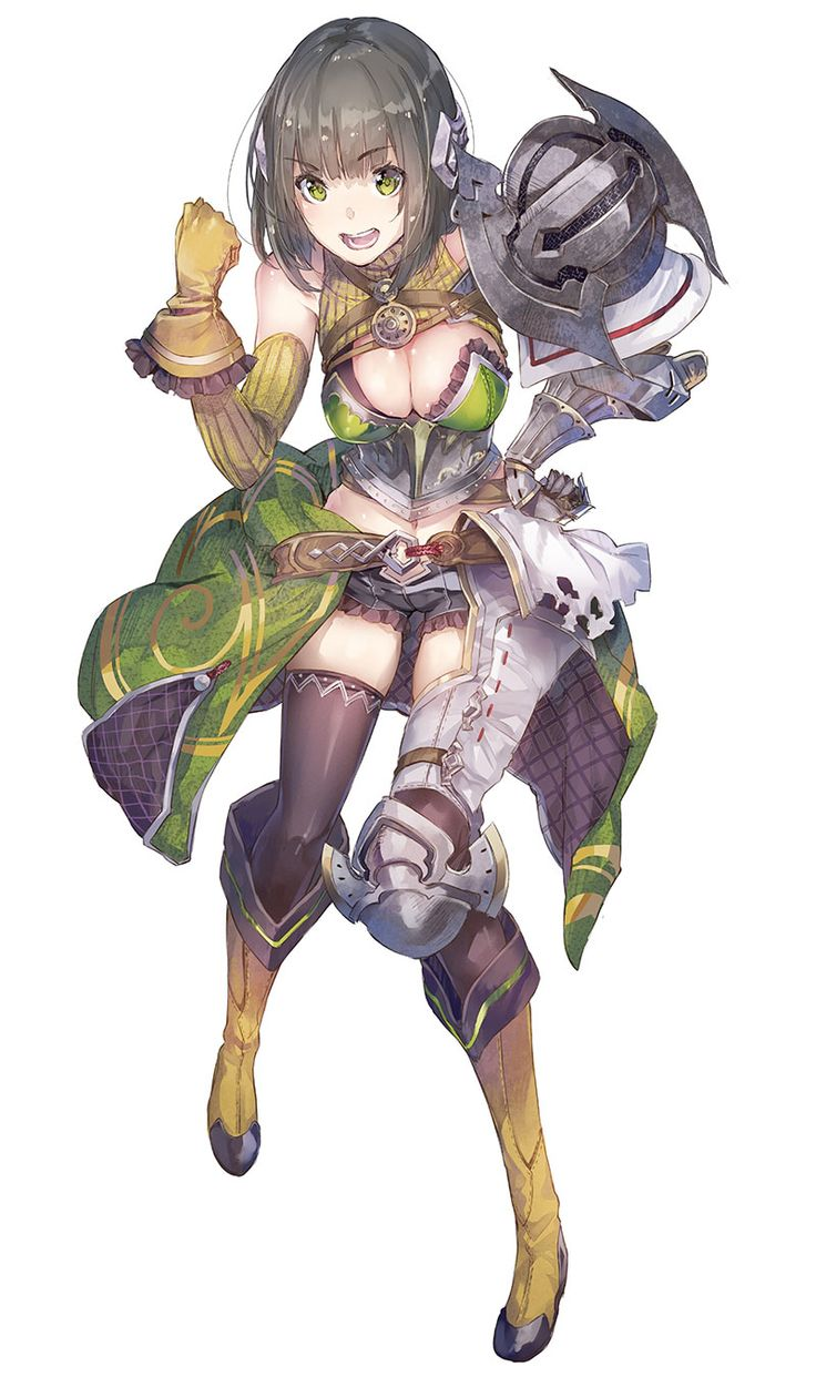 Drossel Weissberg from Atelier Firis: The Alchemist and the Mysterious Journey