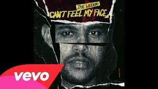 i cant feel my face the weeknd - YouTube