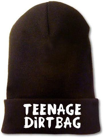 Teenage Dirtbag Beanie - Fresh-tops.com >>> love it!
