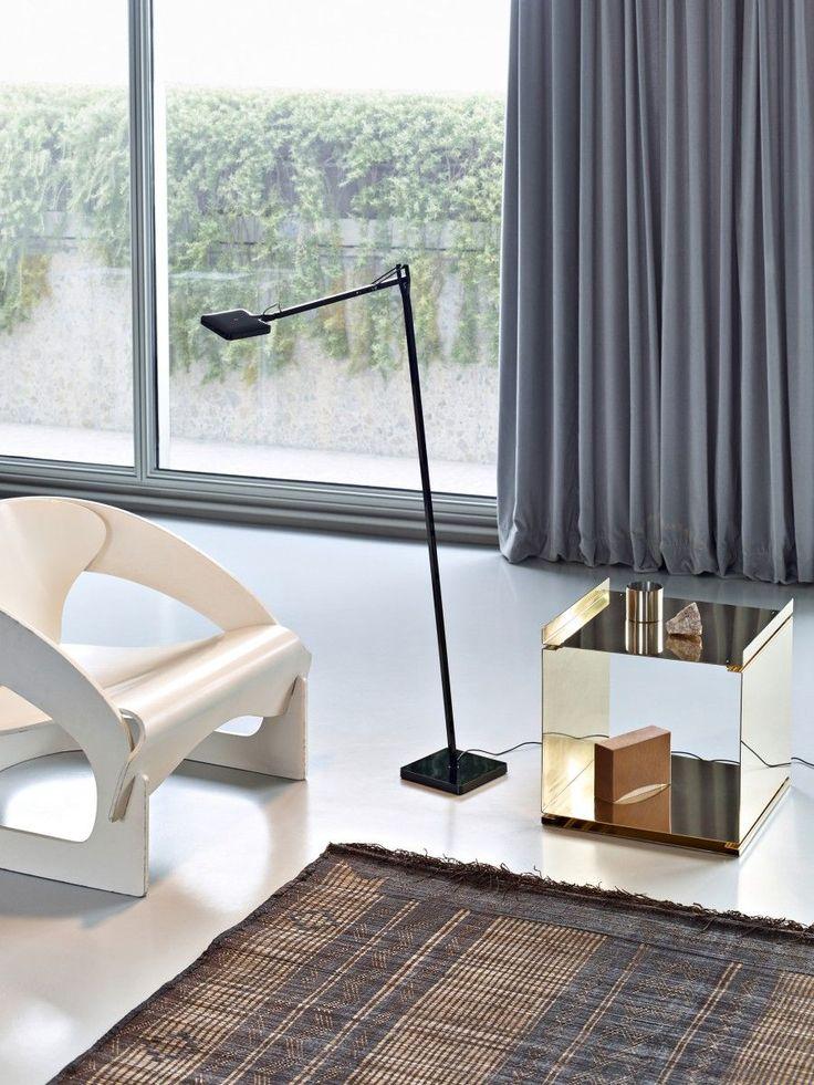 Kelvin F vloerlamp LED | Flos