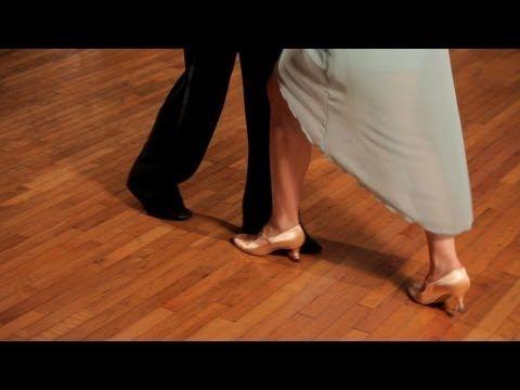 ▶ How to Do the Waltz Box Step | Ballroom Dance - YouTube