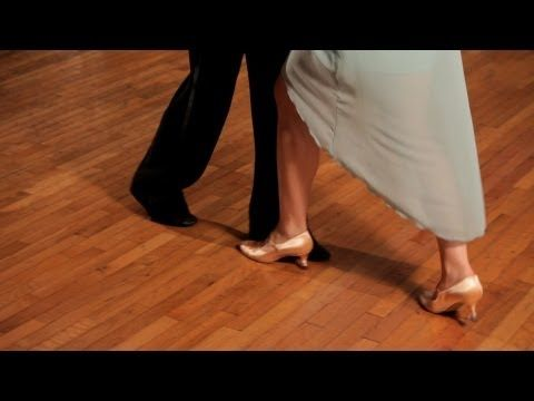 ▶ How to Do the Waltz Box Step | Ballroom Dance - YouTube
