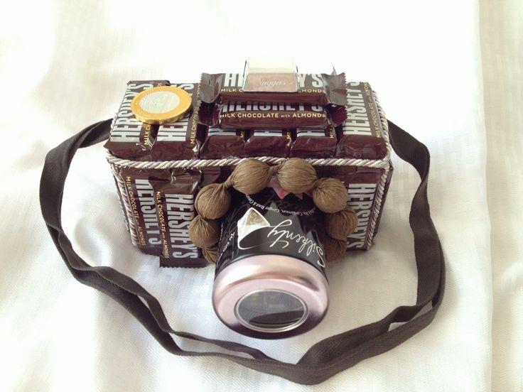 как оригинально подарить фотоаппарат существует