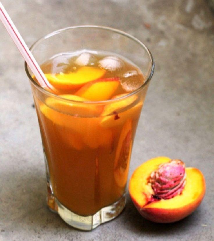 10 Refreshing Homemade Iced Tea | Crazy Food Blog