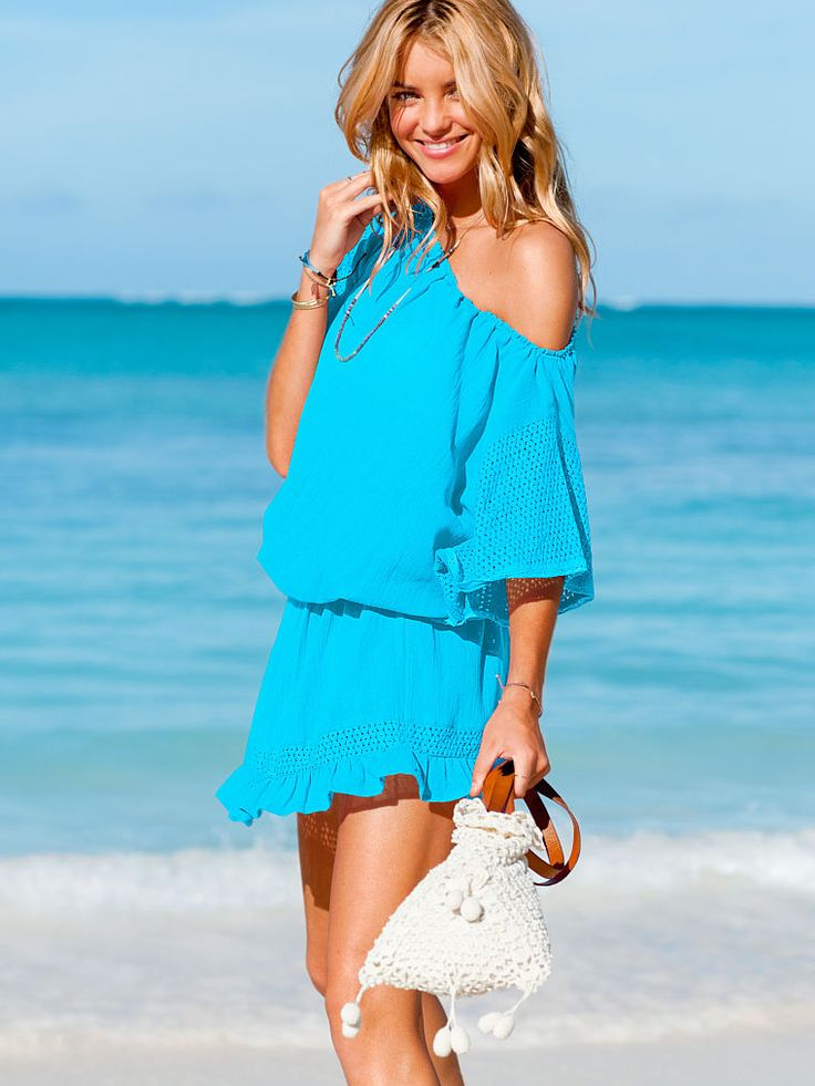 Cover-up Dress - Beach Sexy - Victoria's Secret
