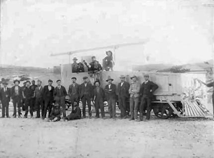 The Boer Wars - Second Boer War - Railways