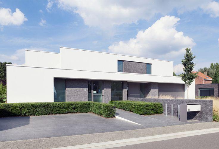Woningen met praktijk - architectenbureau - architectenbureau -