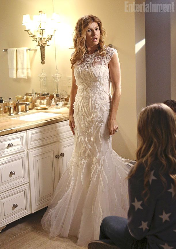 102 best connie britton images on pinterest connie for Wedding dresses in nashville
