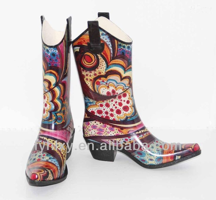 17 Best ideas about Cowboy Rain Boots on Pinterest | Front door ...