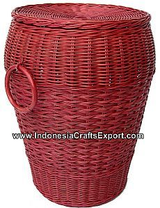 Rattan Baskets Exporter Indonesia
