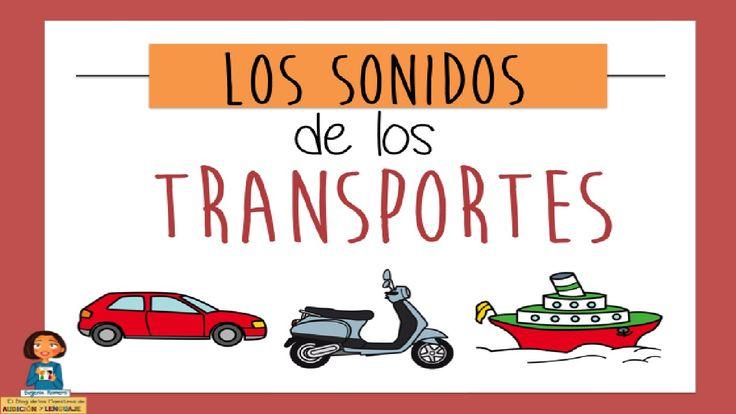 Aprendemos los sonidos de los transportes_Discriminación auditiva