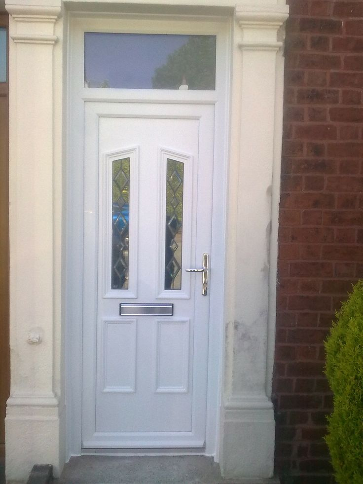 High Quality UPVC door and window supply and fitting, Preston, Lancashire - by Higher Walton Glass