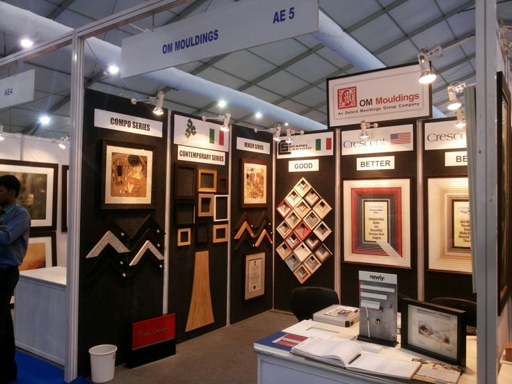 OM Mouldings Product Display Area 2 October 15Product DisplayOm EventsInteriors