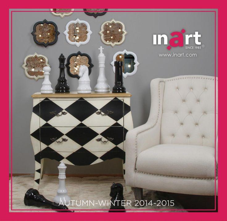 inart brochure AUTUMN - WINTER 2014-15 www.inart.com