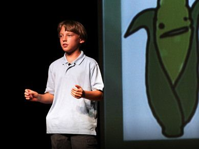 The 11-Year-Old Kid That Monsanto Doesn't Want You To See