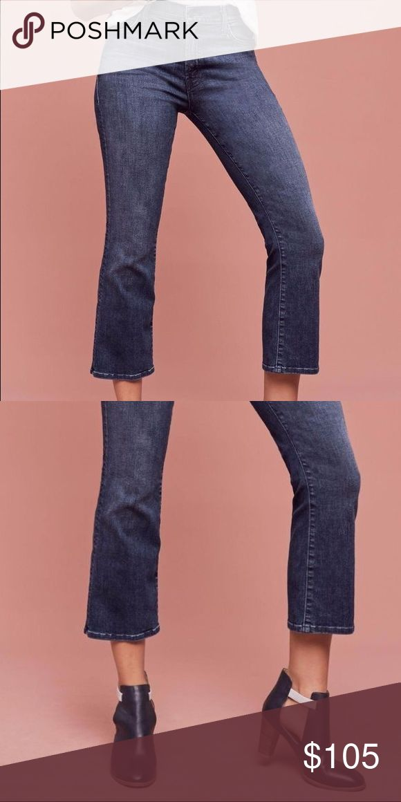 NWT Mother Insider Jeans sz 27! Anthropologie Just ordered from the Anthropologie sale! SOLD OUT NOW. SZ 27 crop! Super cute and a high rise waist!! Anthropologie Jeans