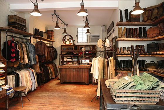 Best vintage clothing stores NYC has to offer for
