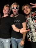 Ross, Riker, and Rocky