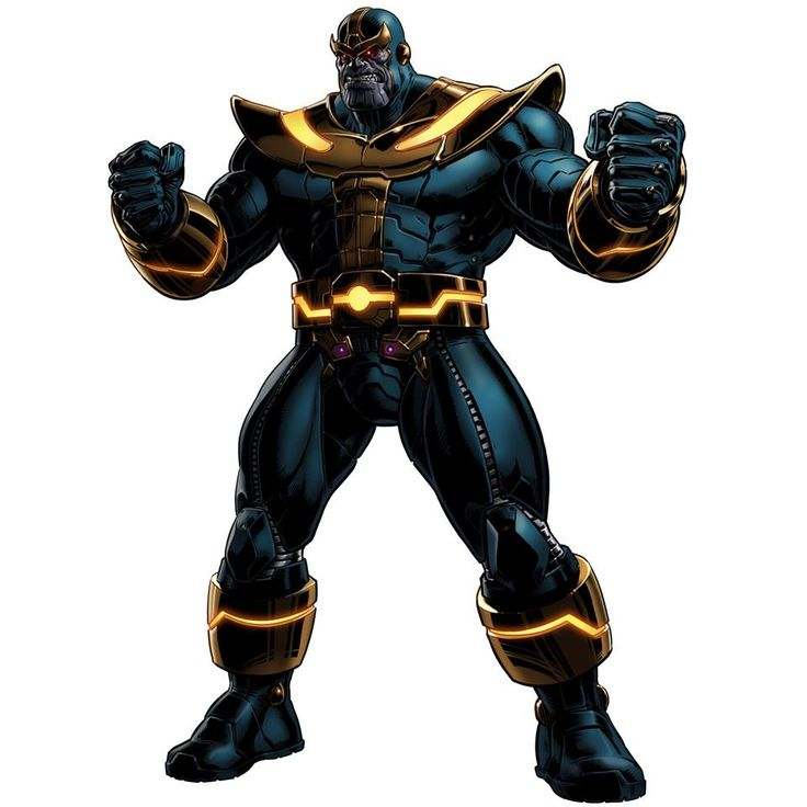 Thanos Marvel Avengers Alliance Pinterest Gundam Ps