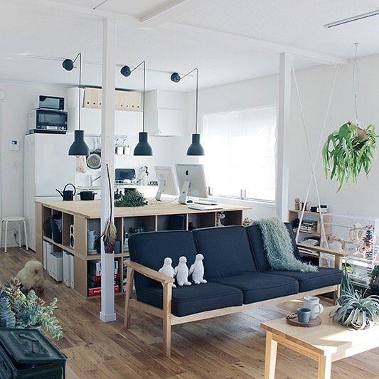 『ボタニカルな部屋』 Photo:Atsushi(RoomNo.73892) #RoomClip#interior#インテリア ▶︎この部屋のインテリアはRoomClipのアプリからご覧いただけます。アプリはプロフィール欄から #design#architecture#interiordesign#decoration#homedecor#ikea#interiors#myhome#decorations#sofa#livingroom#instahome#homedesign#homestyle#interiordecor#日常#日々#homedecoration#muji#無印良品#homestyling#homeinterior#収納#家#マイホーム#リビング#植物