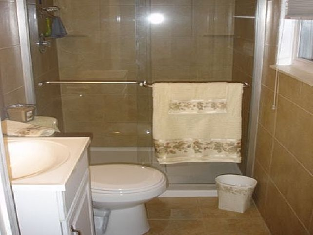 17 best ideas about very small bathroom on pinterest for Really small bathroom remodel ideas